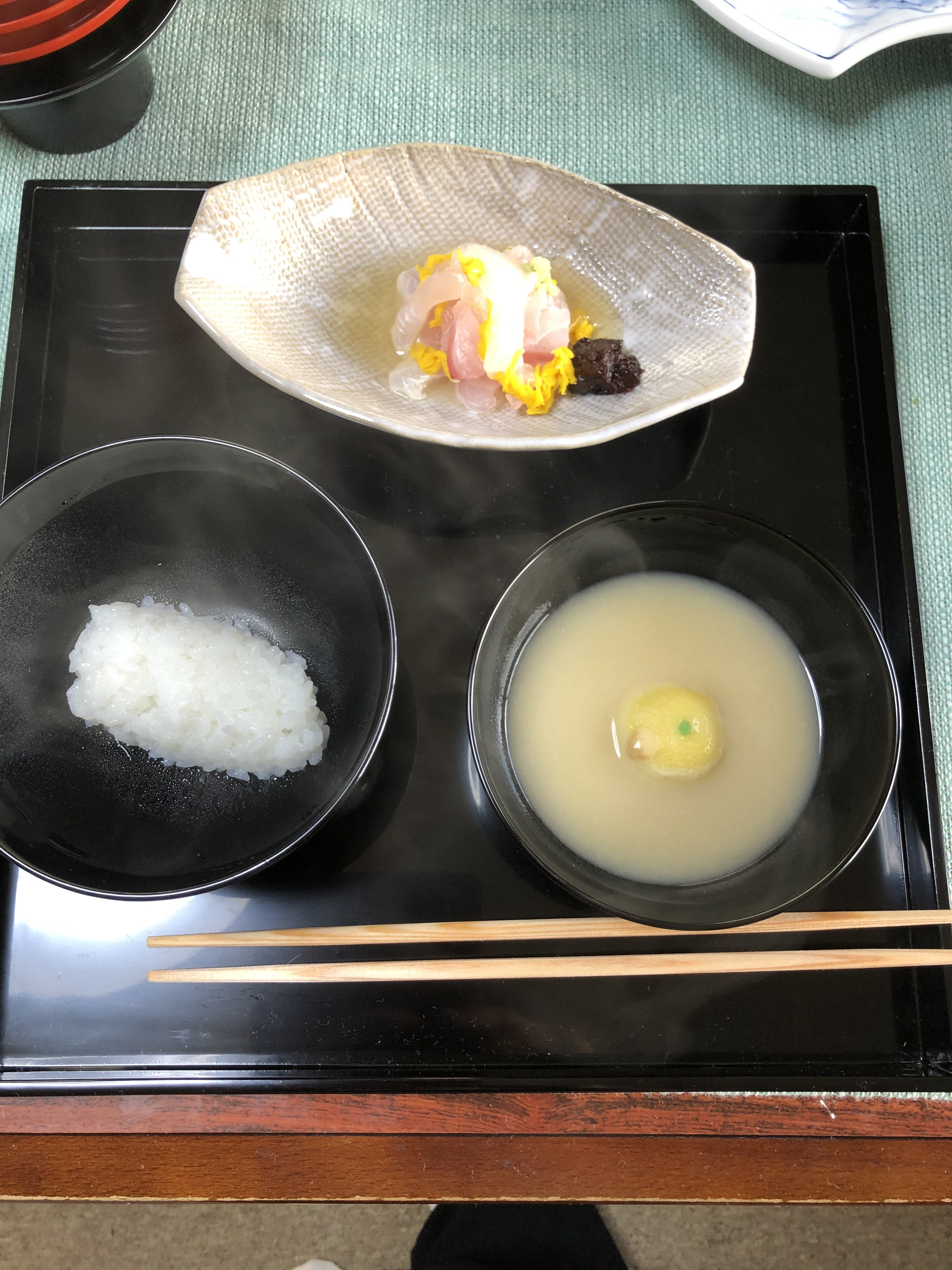 """""""炉開き茶事"""""""